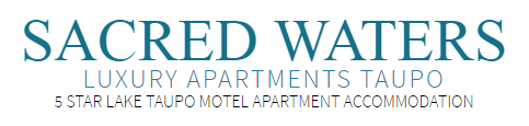 Sacred Waters Luxury Apartments, Taupo