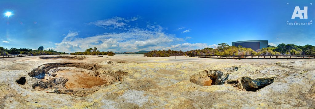 360° Geothermal Sulphur Point