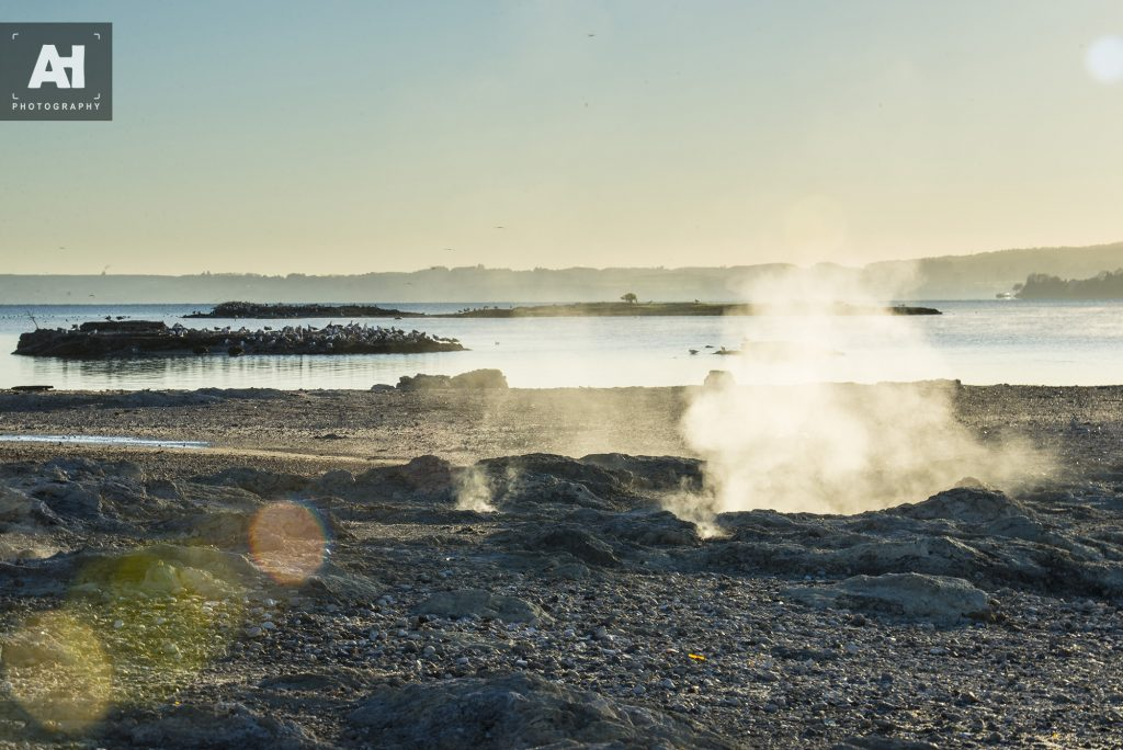 Geothermal Sunrise