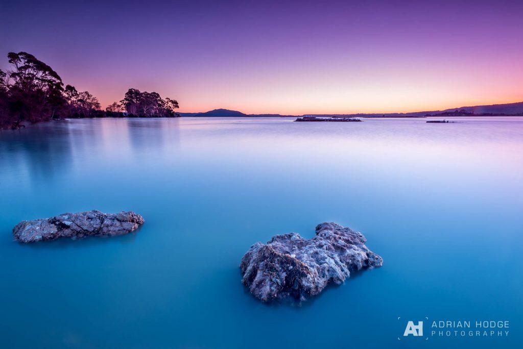 Turquoise Sunrise