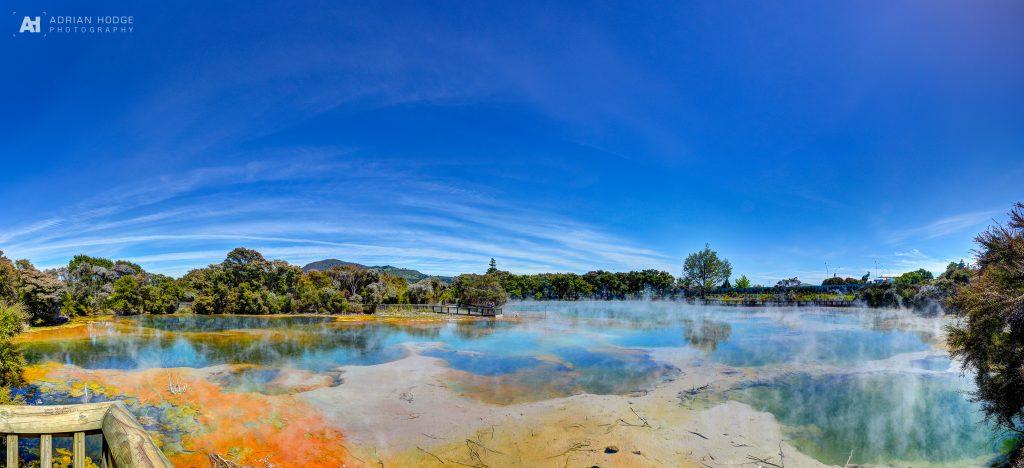 Kuirau Park Sulphur Lake