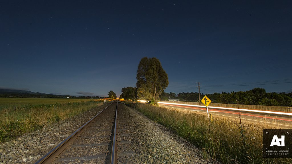Midnight Rail Trails