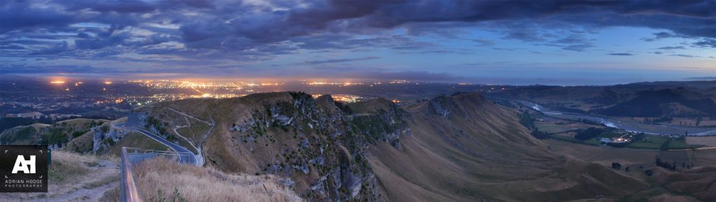 Te Mata Peak Sunrise