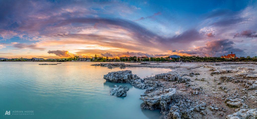 Sulphur Bay Sunset