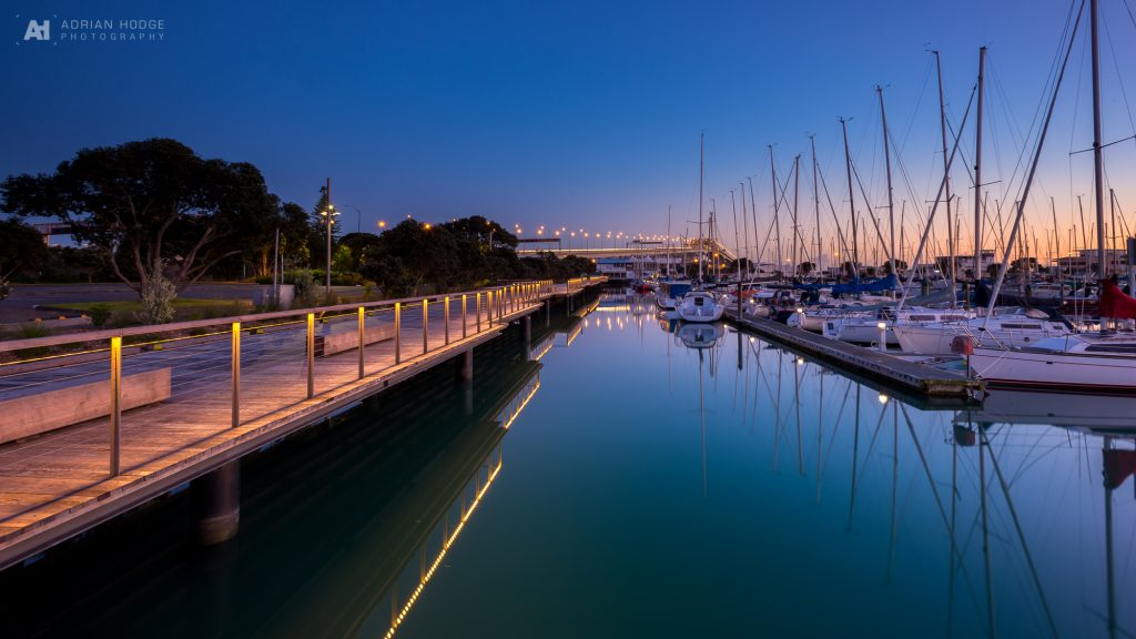 Westhaven Blue Hour
