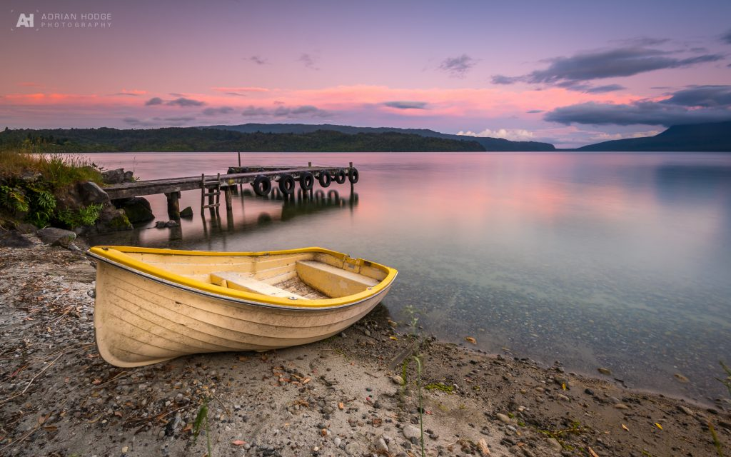 Little Yellow Dinghy