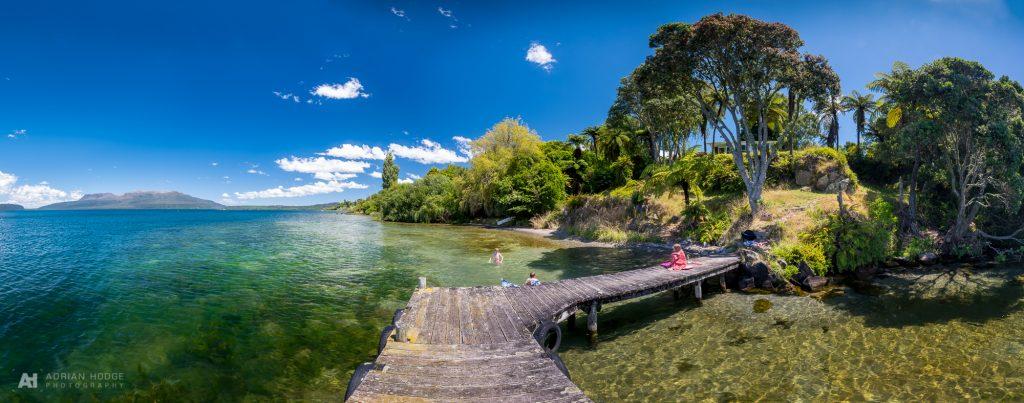 Tarawera Summer