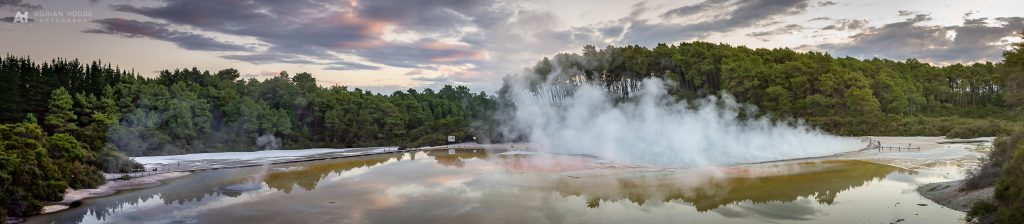 Geothermal Reflections
