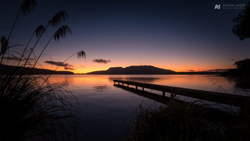 Tarawera Dawn