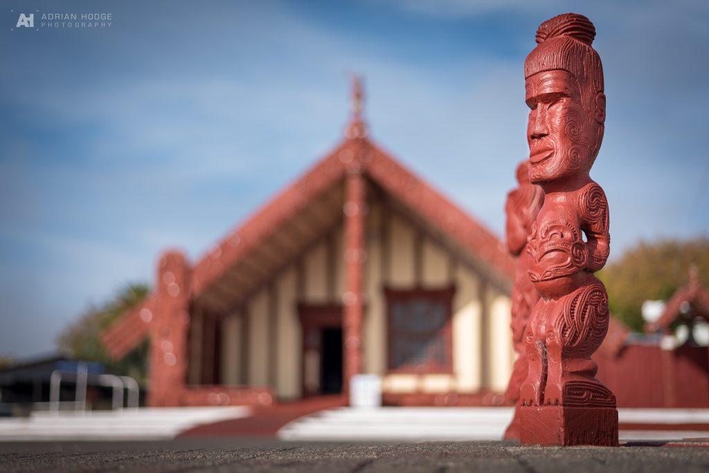 Guardian of Te Papaiouru Marae