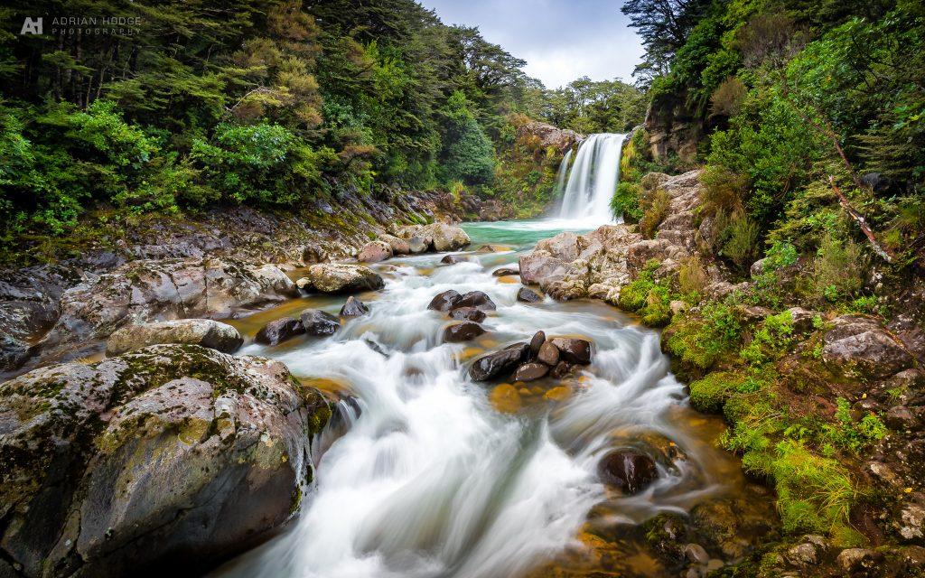 Gollum's Pool aka Tawhai Falls