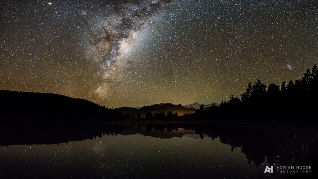 Matheson Milky Way