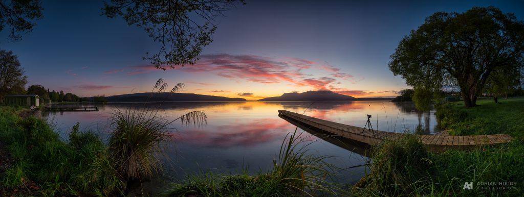 Stunning Tarawera