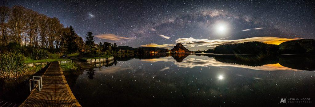 Atiamuri Milky Way