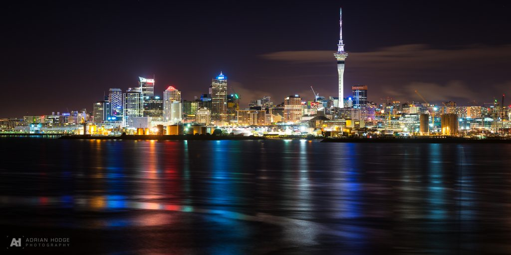 Auckland Reflections