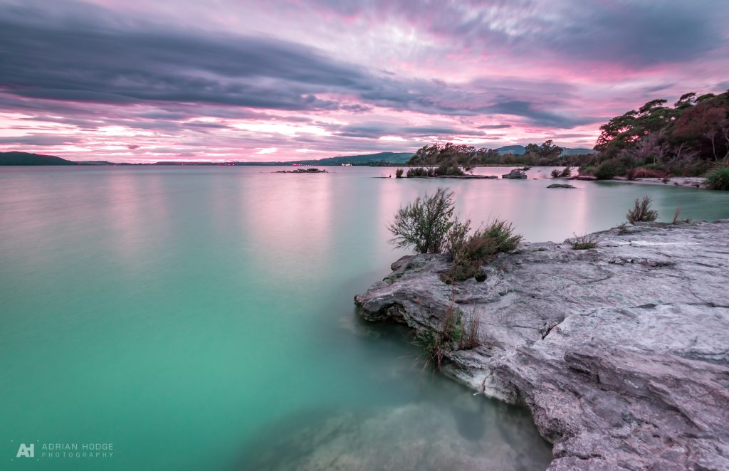 Turquoise Twilight