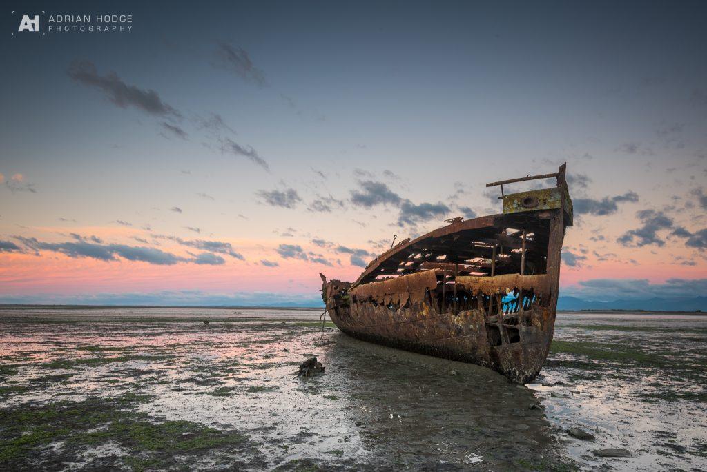Janie Seddon Shipwreck