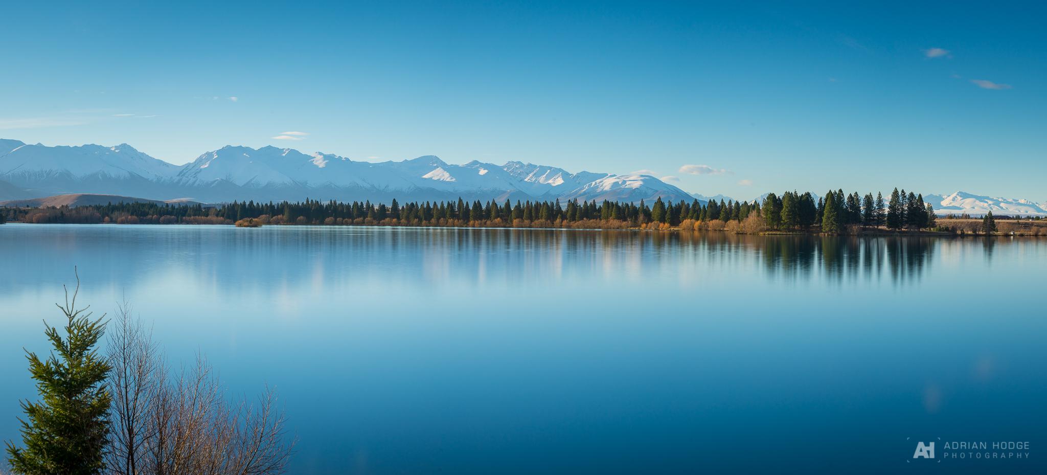 Lake Ruataniwha Panorama