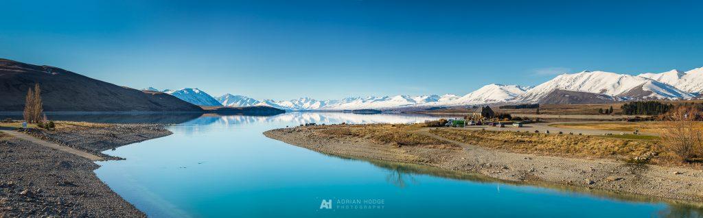 Lake Tekapo Pano