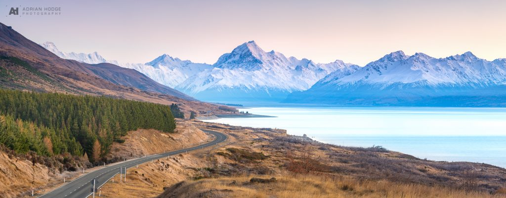 Mt Cook from Peter's Lookout