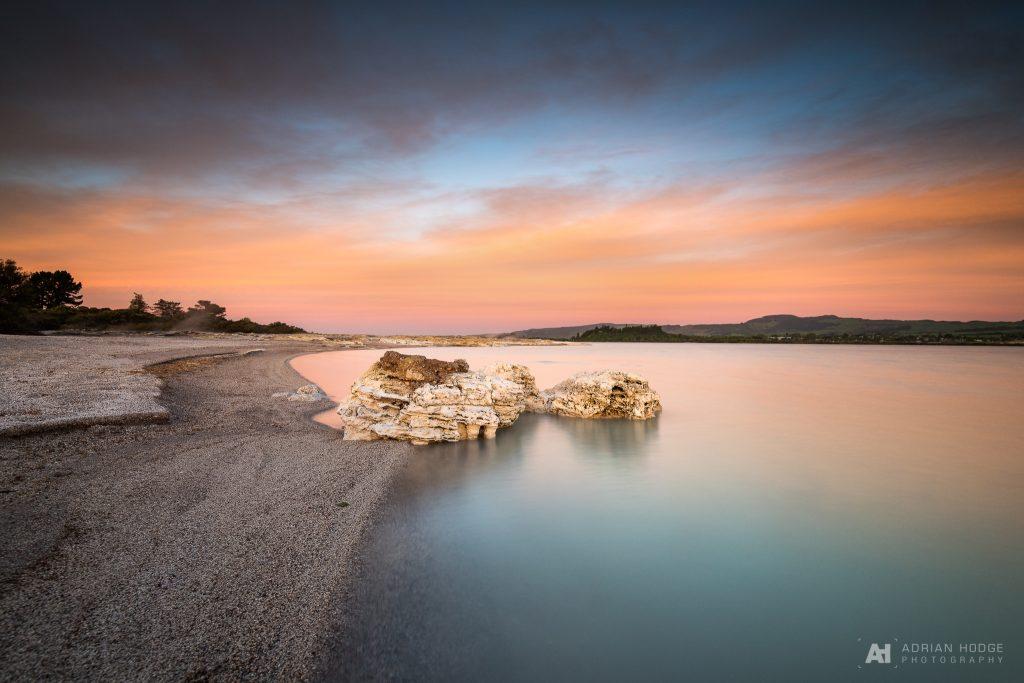 Sulphur Bay Dusk