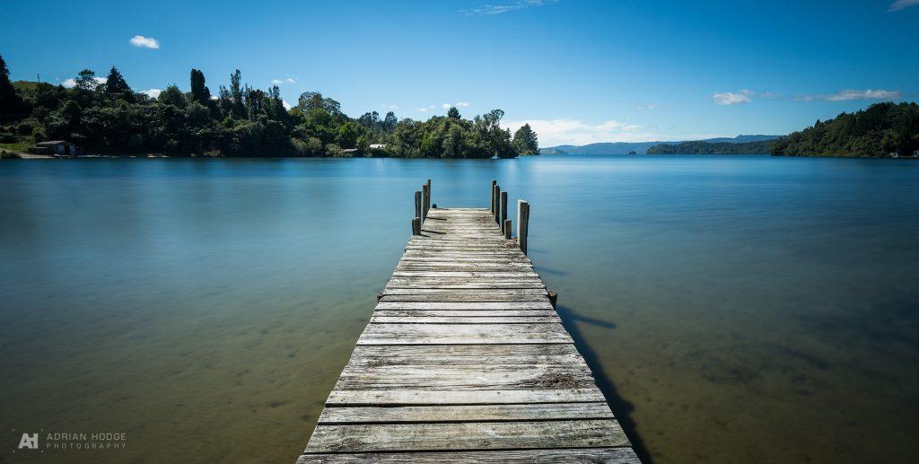 Te Karaka Bay, Lake Rotoiti