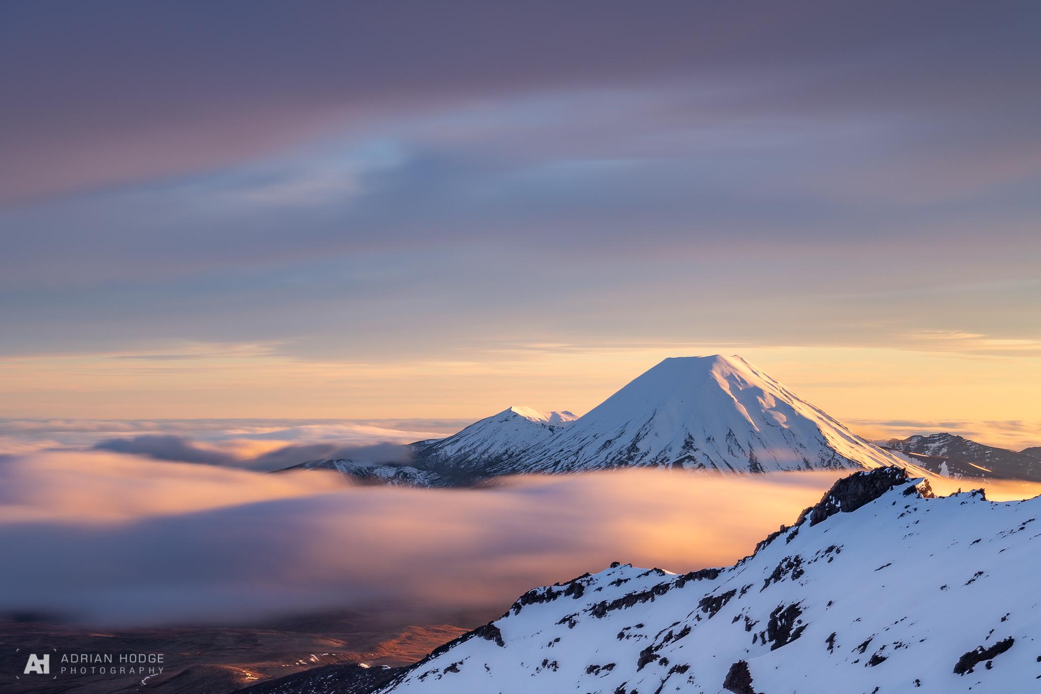 Mt Ngauruhoe - 'Mount Doom'