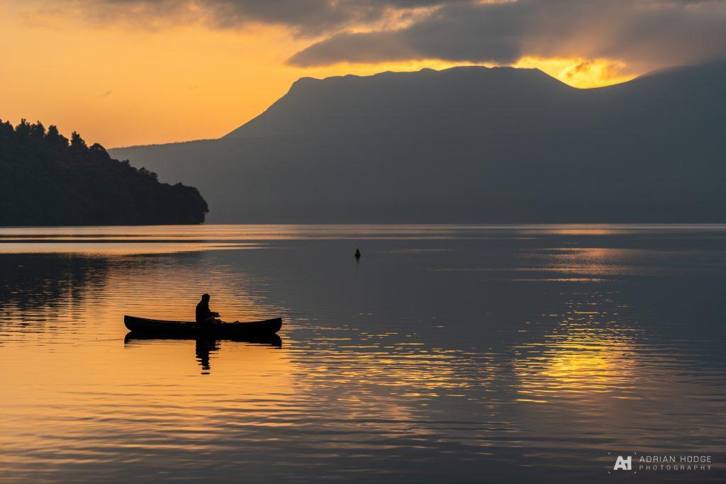 Tarawera Fisherman
